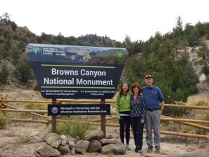 Brown's Canyon